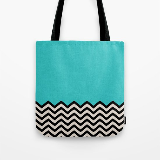 Follow the Sky Tote Bag