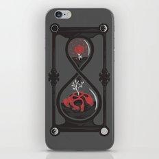Quid est ergo tempus? iPhone & iPod Skin