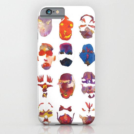 Masquerade iPhone & iPod Case