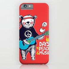 Days Of Peace & Music iPhone 6 Slim Case