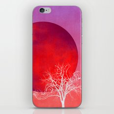 For You I Would Carry the Moon iPhone & iPod Skin