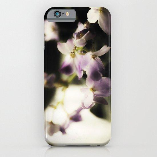 Violet Vortex iPhone & iPod Case