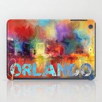 Sending Love To Orlando iPad Case