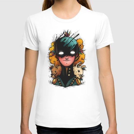 Guardians of the Woods (Color Version) T-shirt