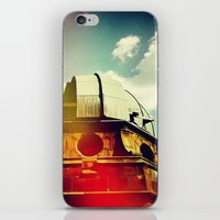 'OBSERVE' iPhone & iPod Skin