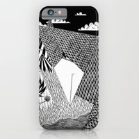Bird Crossing over the full moon iPhone 6 Slim Case