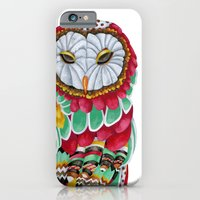 Owl Aura. Candy Colored … iPhone 6 Slim Case