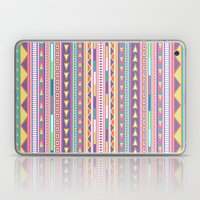 Geometric Pastel Pattern Laptop & iPad Skin
