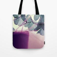 clover Tote Bag