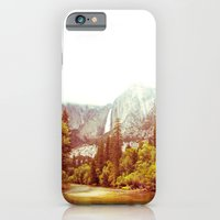 iPhone & iPod Case featuring Yosemite Falls by Loaded Light Photography
