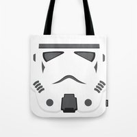 Storm Trooper - Starwars Tote Bag