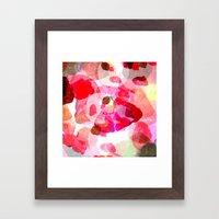 Palette Framed Art Print
