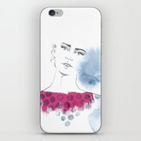 Elena iPhone & iPod Skin
