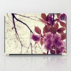 Spring is here iPad Case