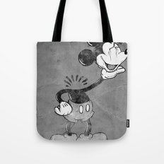 headless mouse Tote Bag