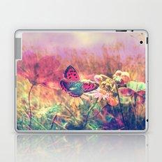 Butterfly in a Wonderworld Laptop & iPad Skin