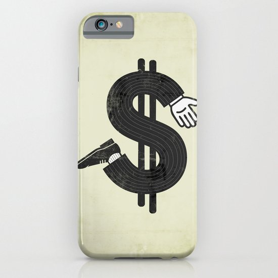 Costs an Arm & a Leg! iPhone & iPod Case