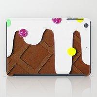 Ice-cream Papercut iPad Case
