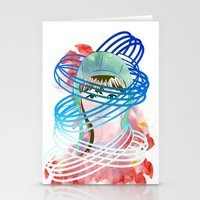 Olga Stationery Cards