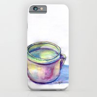 iPhone & iPod Case featuring Pink Cup by Laura May Taylor
