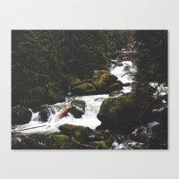 Oregon Spring Canvas Print