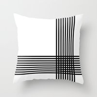 krizanje v.2 Throw Pillow