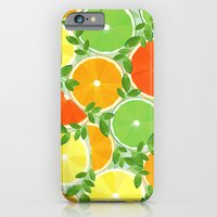 A Slice Of Citrus iPhone 6 Slim Case