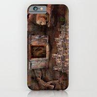 Gesellschaftsplauderei iPhone 6 Slim Case
