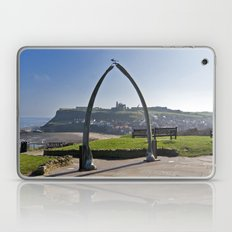 Whitby Views Laptop & iPad Skin