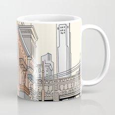 Downtown New York Mug