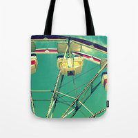 Up and Down Tote Bag