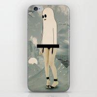 voila_voilà iPhone & iPod Skin
