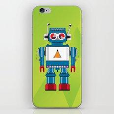 Robot SteveO iPhone & iPod Skin