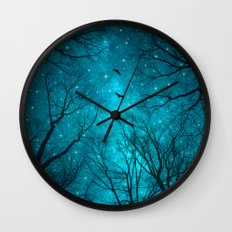 Stars Can't Shine Withou… Wall Clock