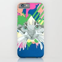 Cats Eyes iPhone 6 Slim Case