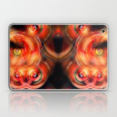 Secret Neural Pathways of an FM Synth #abstract Laptop & iPad Skin