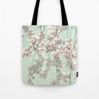 HAPPY SPRING Tote Bag