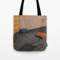 Dialog 7 Tote Bag