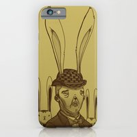 The Rabbit Man iPhone 6 Slim Case