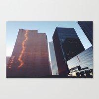 Houston Canvas Print