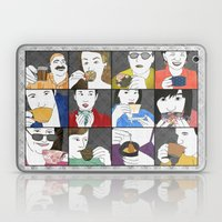 Drink Tea Laptop & iPad Skin