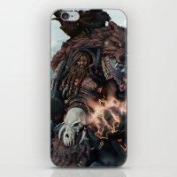 Brotherhood (Rune Priest) iPhone & iPod Skin