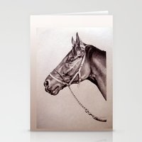 Sir Alfred - Racehorse Stationery Cards