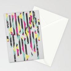 Sound Geomerty Stationery Cards