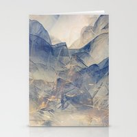 Tulle Mountains Stationery Cards