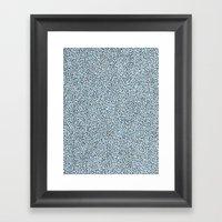 Infinity Bends  Framed Art Print