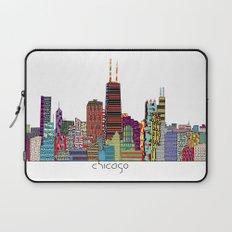 Chicago  Laptop Sleeve