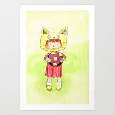 Child's Play Art Print