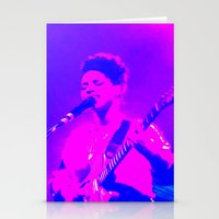 Lianne La Havas: Is your love big enough? Fluorescent  Stationery Cards