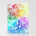 Flying Through Rainbows Stationery Cards